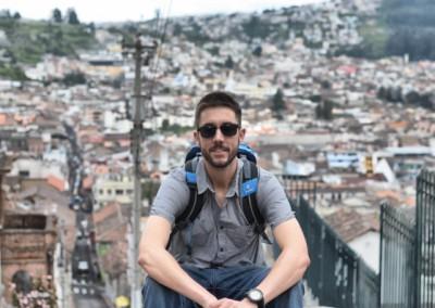 Jordan in Quito
