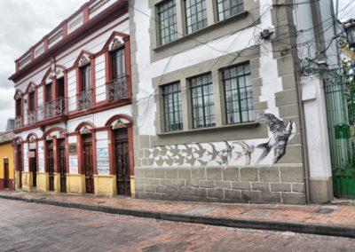 colombia architecture