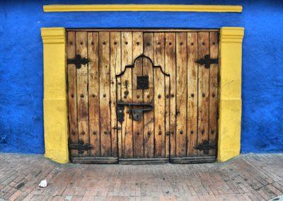 architecture in bogota