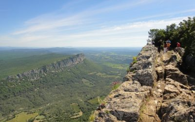 Hiking Pic Saint-Loup, France
