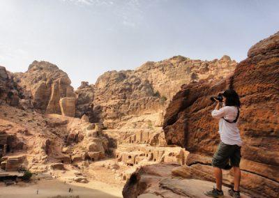 high place of sacrifice, petra, jordan