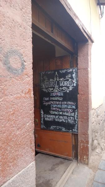 Hidden Gem – Breakfast Spot in Cusco with Homemade Yoghurt