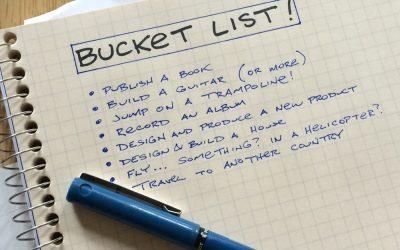 Jordan & Victoria's Bucket Lists