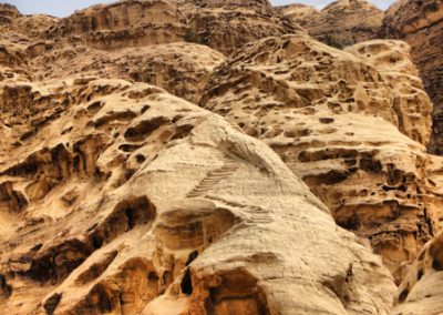 wadi musa desert jordan
