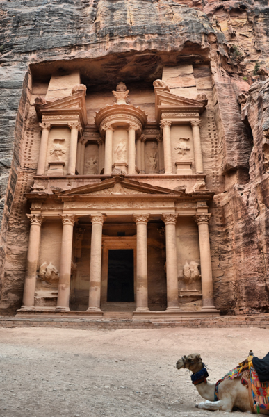 Photo Gallery –  Petra, Jordan