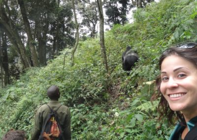 Gorilla Trekking in Uganda